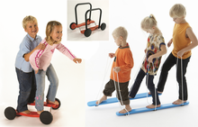 American Educational Products BALANCE KIT #8: Alternating Leg Movements
