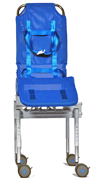 Columbia Medical Ultima Rolling Shower Chair Special Needs