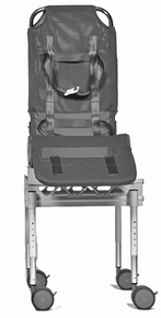 Columbia Medical Ultima Rolling Shower Chair