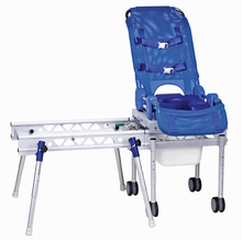 Columbia Medical Ultima Access Bathroom Transfer Systems
