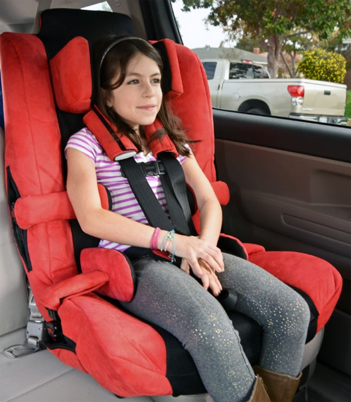 Columbia Medical Spirit Aps Car Seat Special Needs Car
