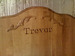 Beds by George Custom Engraving - UPGRADE - click here to enlarge