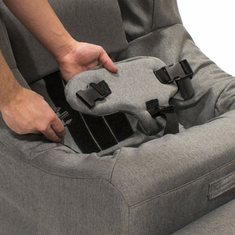 Chill-Out Chair 3-Point Padded Pelvic Stability Belt