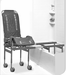 Columbia Medical Ultima Access Bath Transfer with Compact Base