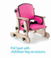 Leckey Pal Rocker/Stabilizers (pair), Size 1 - click here to enlarge