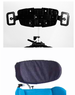 Leckey Mygo Stander Headrest, Cushion + Cover - click here to enlarge