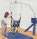 Tumble Forms Net Swing with Positioning Seat - click here to enlarge