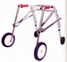 Kaye Products Optional All-Terrain Legs & Wheels - click here to enlarge