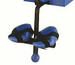 """Tumble Forms Optional Junior """"Shoes"""" Footrest - click here to enlarge"""