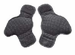 Leckey Pelvic Harness Spacer Pads – Pair - click here to enlarge