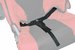 Pelvic Positioning Belt - click here to enlarge