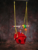 Playaway Toy Toddler Swing - click here to enlarge