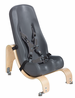 Special Tomato Soft-Touch® Sitter with Stationary Base - click here to enlarge
