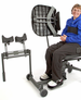 EasyStand Swing-away Front for Shadow Tray - click here to enlarge