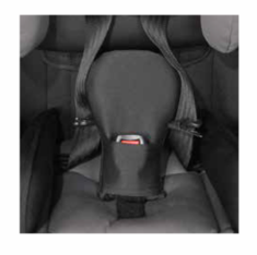 Special Needs Car Seat - Thomashilfen Harmony Car Seat - Large Crotch Pad