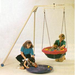 Tumble Forms Tortoise Shell, Balls, and Net with Suspension Kit - click here to enlarge