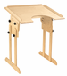 Theradapt Tray Easel w/ standard Leg Set - click here to enlarge