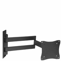"10"" to 23"" LCD/HDTV Adjustable Tilt Swivel Arm Wall Mount Bracket (WALLML101)"