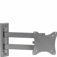 "9.2"" LCD/Plasma Monitor Wall Mount Bracket - Supporting up to 33 lbs"