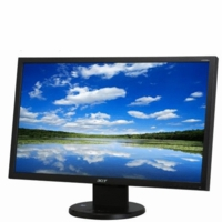 Acer (ET.VV3HP.A01) V233HAJbd 23 inch Widescreen 80000:1 5ms DVI(HDCP) LCD Monitor (Black)