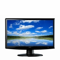 * Acer (ET.WH3HP.003) H213H bmd 21.5 inch Widescreen 20000:1 5ms DVI LCD Monitor, w/Speaker (Black)