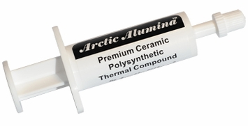 Arctic Silver Arctic Alumina 1.75g Polysynthetic Ceramic Thermal Grease CPU Heat Sink Compound