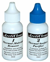 ArctiClean ACN-60ML 60ml Kit (includes 30ml ArctiClean 1 and 30ml ArctiClean 2)