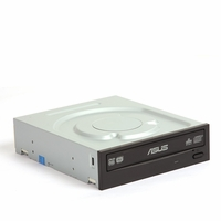 Asus - DRW-24B1ST 24x DVD-RW Serial-ATA Internal OEM Optical Drive (Black)