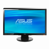 Asus (VH232H) LCD 23inch Wide  DVI 5ms FullHD HDMI Speaker 1920x1080 Black Retail