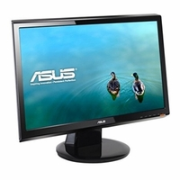 * Asus (VH235T-P) LCD  23inch Wide 16:9 1920x1080 5ms 50000:1 DVI Speaker