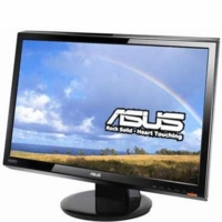 Asus (VH242H)  LCD 23.6inch Wide 16:9 1920x1080 5ms 20000:1 HDMI Speaker