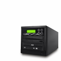 Bestduplicator (BD-BR-1T) 1-to-1 Target 16X M-Disc/BD-R/DVD/CD Blu-Ray Duplicator
