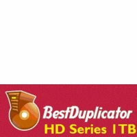 BestDuplicator CD/DVD Duplicators with 1TB HD