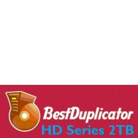 BestDuplicator CD/DVD Duplicators with 2TB HD