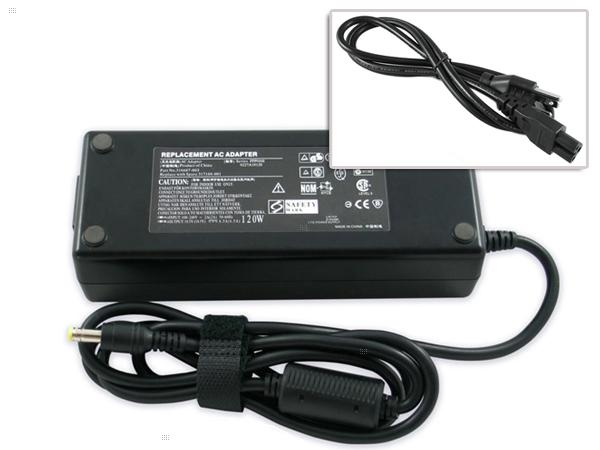 Compatible Delta Laptop AC Adapter 19V 6 3A 120W