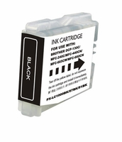 Compatible (PLC-51BK) Black Ink Cartridge - replaces Brother LC51BK
