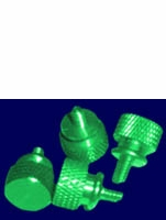 Green Thumbscrews (1 pair, 2 pcs)