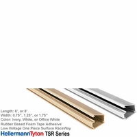 HellermannTyton Cable Race Way One Piece with Double Sided Adhesive Tape