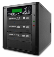 ILY (B03-SSPPRO) SpartonPro Blu Ray DVD/CD Duplicator - 3 Target with 500GB HDD+USB