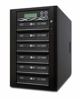 ILY (B06-SSPPRO) SpartonPro SATA Blu Ray DVD/CD Duplicator - 1 to 6 Target with 500GB HDD + USB