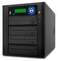 ILY (D03-SDSP) Spartan DUO SATA Duplicator - Support 1 to 3 Target, USB to Disc Duplication