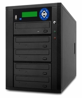 ILY (D04-SDSP) Spartan DUO SATA Duplicator - Support 1 to 4 Target, USB to Disc Duplication