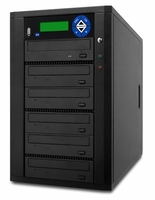 ILY (D05-SDSP) Spartan DUO SATA Duplicator - Support 1 to 5 Target, USB to Disc Duplication
