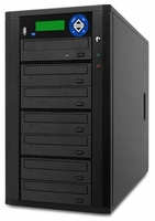 ILY (D06-SDSP) Spartan DUO SATA Duplicator - Support 1 to 6 Target, USB to Disc Duplication