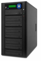 ILY(D07-SDSP) Spartan DUO SATA Duplicator - Support 1 to 7 Target, USB to Disc Duplication