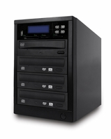ILY Spartan (MD-8005) MD-800 Pro Flash Memory Duplicator - 1 to 5 Target Pro Multimedia Backup Center