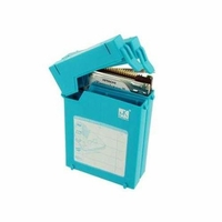 """iMBAPrice® Zippo 2.5"""" Stackable Hard Drive Protector Cases"""