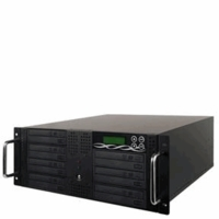 BestDuplicator (BD-RM-7T) 4U Rackmount 1-to-7 Target Duplicator with built-in 500GB HDD + USB Connection