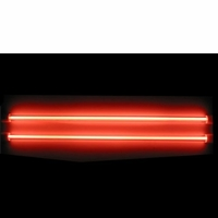 """Logisys CLK12R2 - Dual 12"""" Red Cold Cathode Kit"""