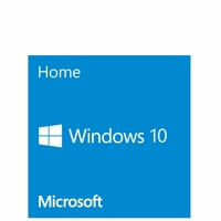 Microsoft Windows 10 Home KW9-00140 - 64Bit 1-Pack English DVD Brown Box (OEM)